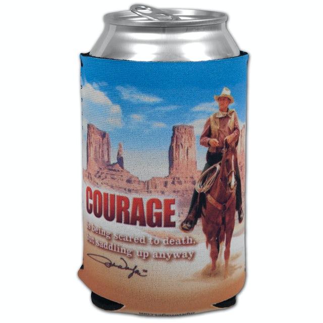 John Wayne Courage Koozie