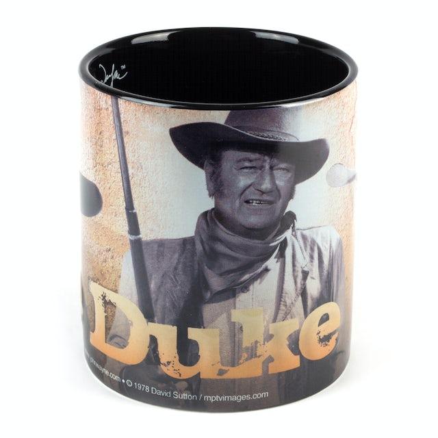 John Wayne Collage 18 oz. Mug