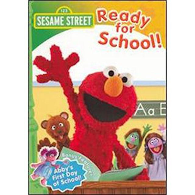 Sesame Street Ready For School DVD