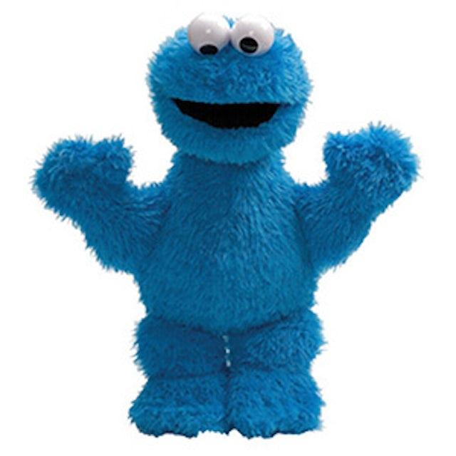 Sesame Street Cookie Monster 13 Inch Plush