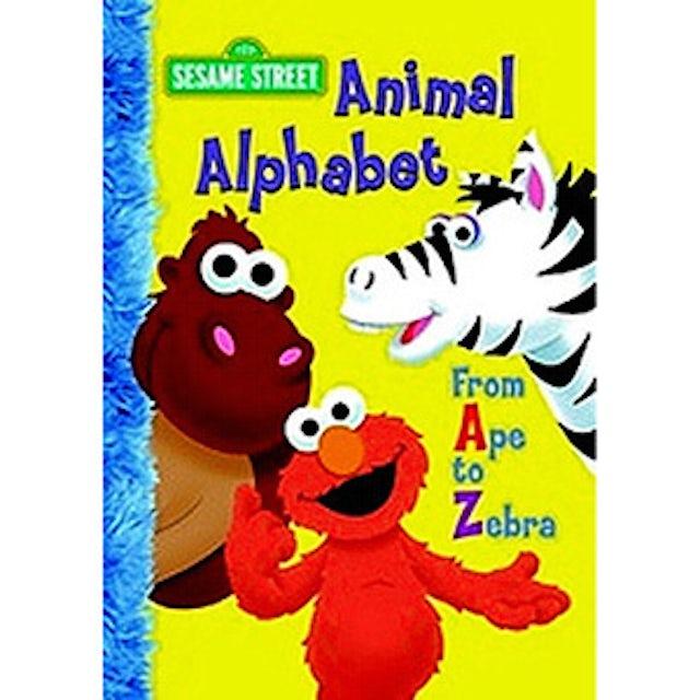 Sesame Street Animal Alphabet Book