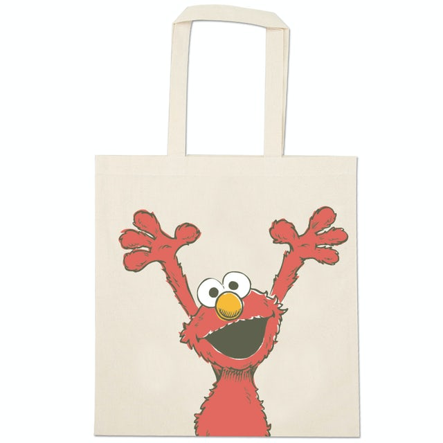 Sesame Street Elmo Adult Tote Bag
