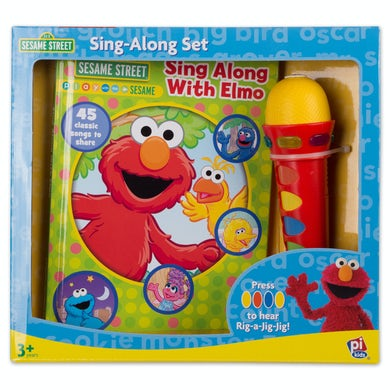 Sesame Street Sing Along with Elmo