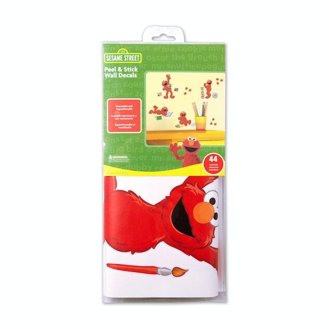 Sesame Street Elmo Peel & Stick Wall Decals