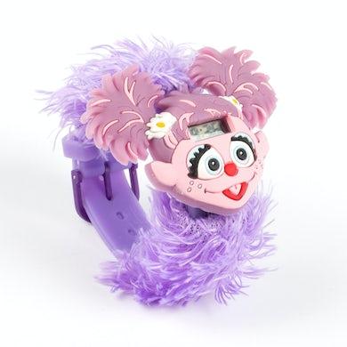 Sesame Street Abby Big Face Furry Watch