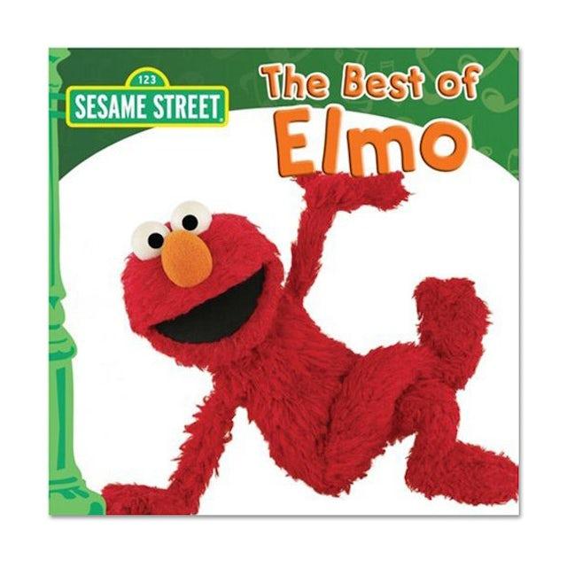 Sesame Street The Best Of Elmo CD