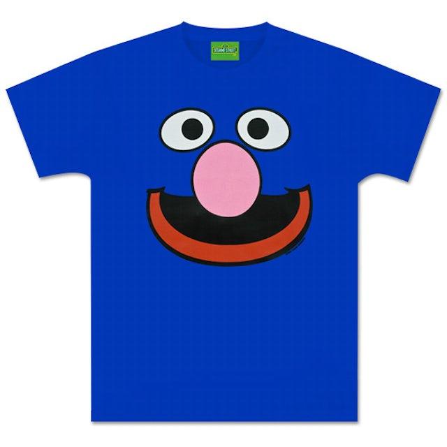 Sesame Street Grover Face T-Shirt