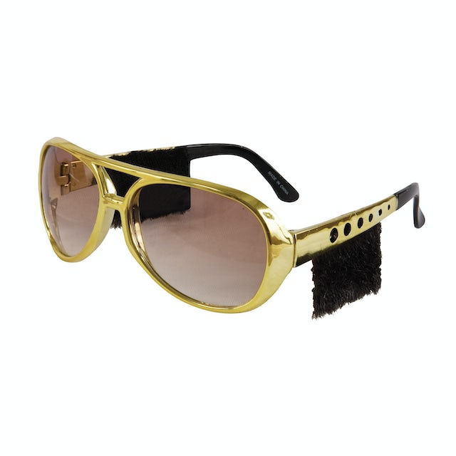 Elvis Presley Sunglasses with Sideburns