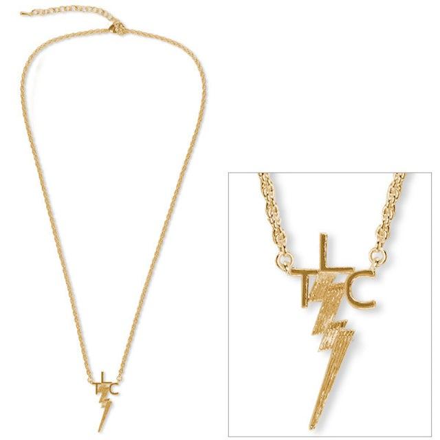 Elvis Presley 18kt Gold Plated TLC Necklace