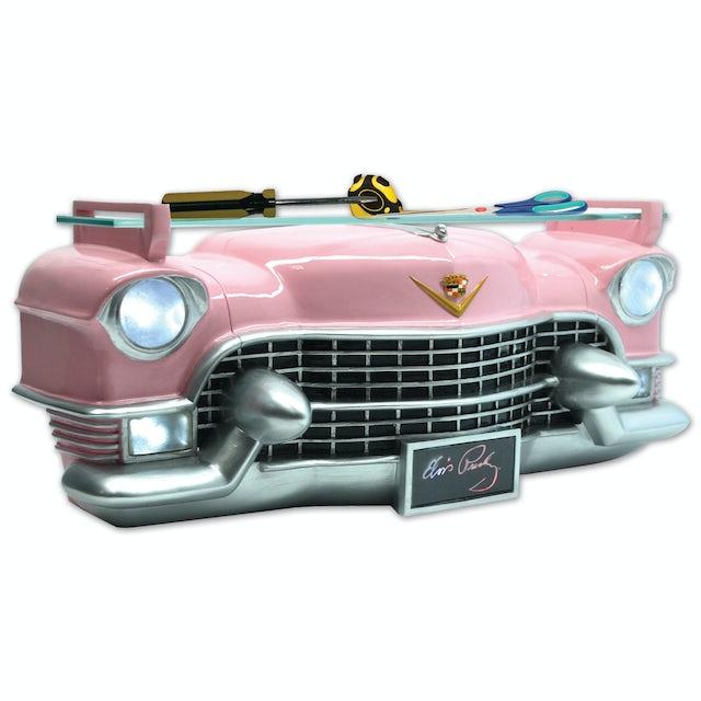 Elvis Presley Pink Cadillac 3D Wall Shelf
