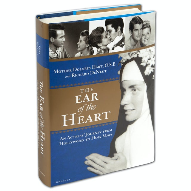 Elvis Presley The Ear of the Heart: An Actress' Journey from Hollywood to Holy Vows