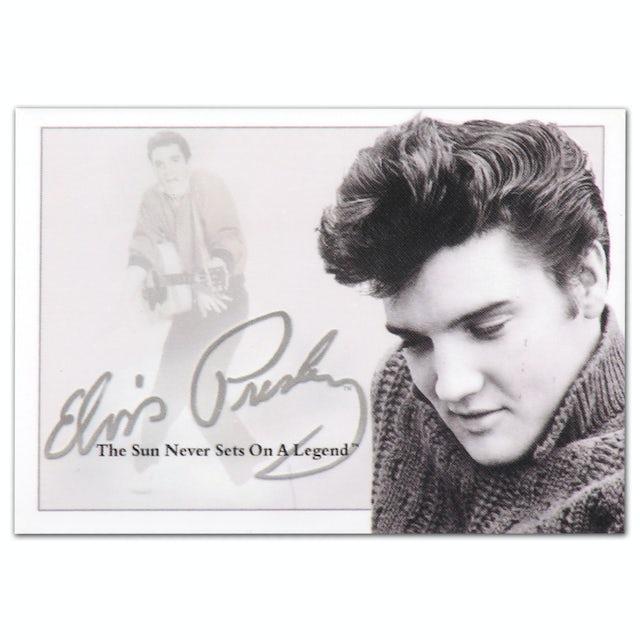 Elvis Presley The Sun Never Sets on a Legend Magnet