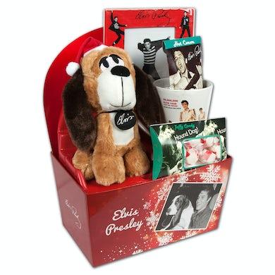 Elvis Presley Hound Dog Winter Gift Set