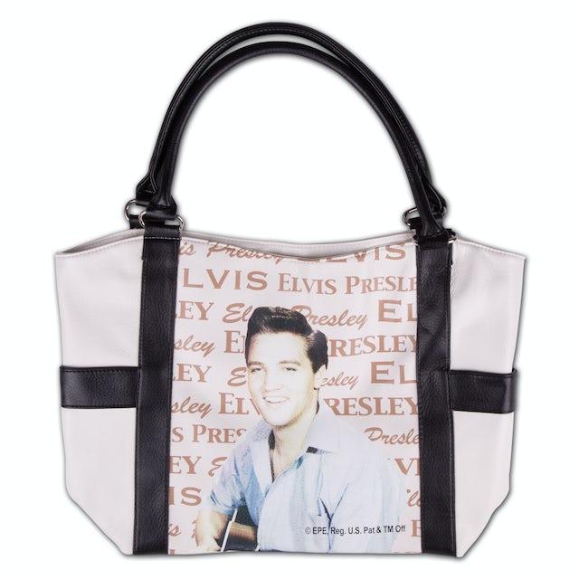 Elvis Presley - Signature Tote Bag