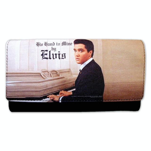 Elvis Presley His Hand In Mine Clutch Wallet