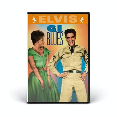 Elvis Presley GI BLUES