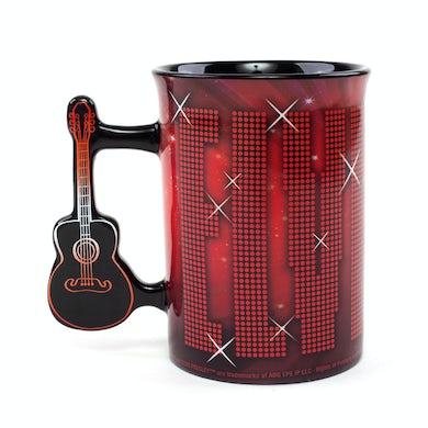 Elvis Presley 68 Special Guitar Handle Mug