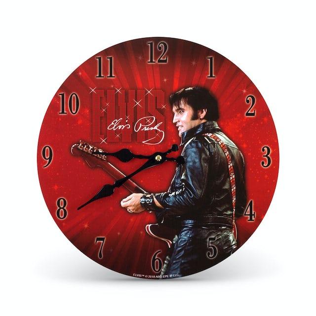 Elvis Presley '68 Special Clock