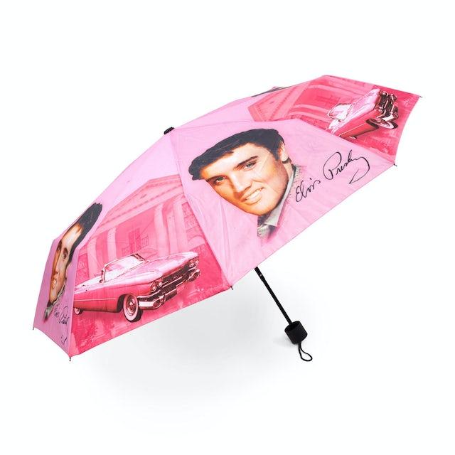 Elvis Presley Pink Cadillac Umbrella