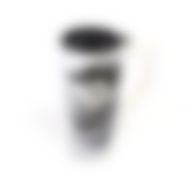 Elvis Presley In His Sweater White Travel Mug