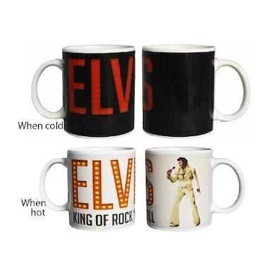 Elvis Presley Reveal Mug