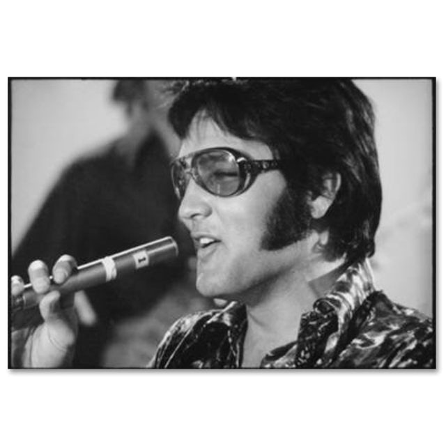 Elvis Presley I Really Like Vegas 60cm x 80cm Print