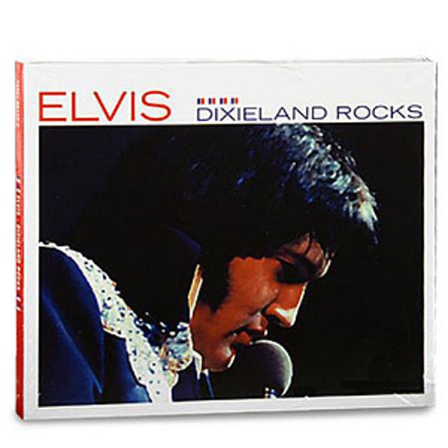 Elvis Presley Dixieland Rocks FTD CD