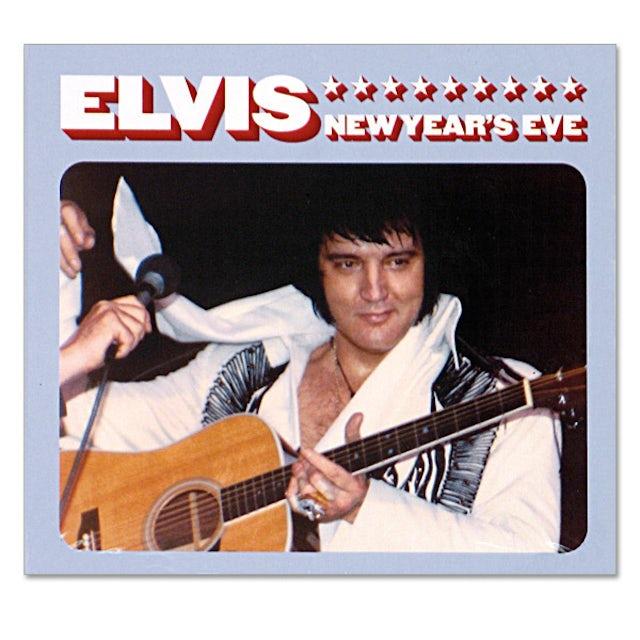Elvis Presley New Years Eve FTD CD