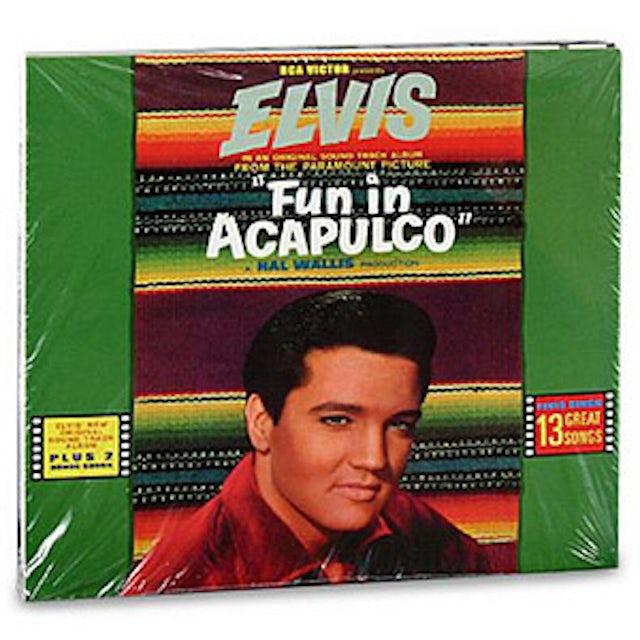 Elvis Presley Fun in Acapulco FTD CD