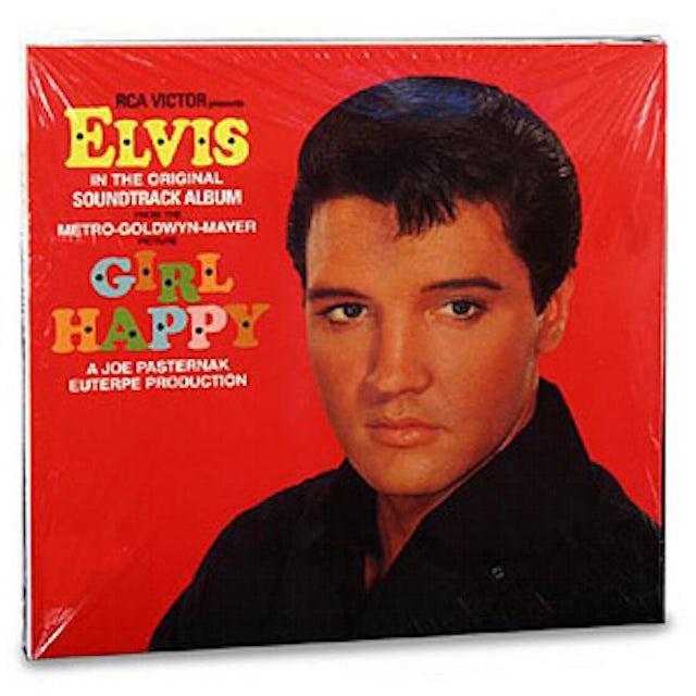 Elvis Presley Girl Happy FTD CD