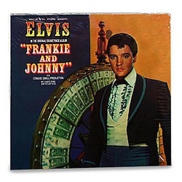 Elvis Presley Frankie and Johnny Soundtrack FTD CD