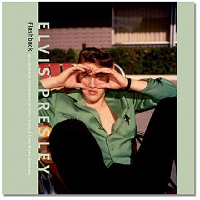 Elvis Presley Flashback FTD Book & CD