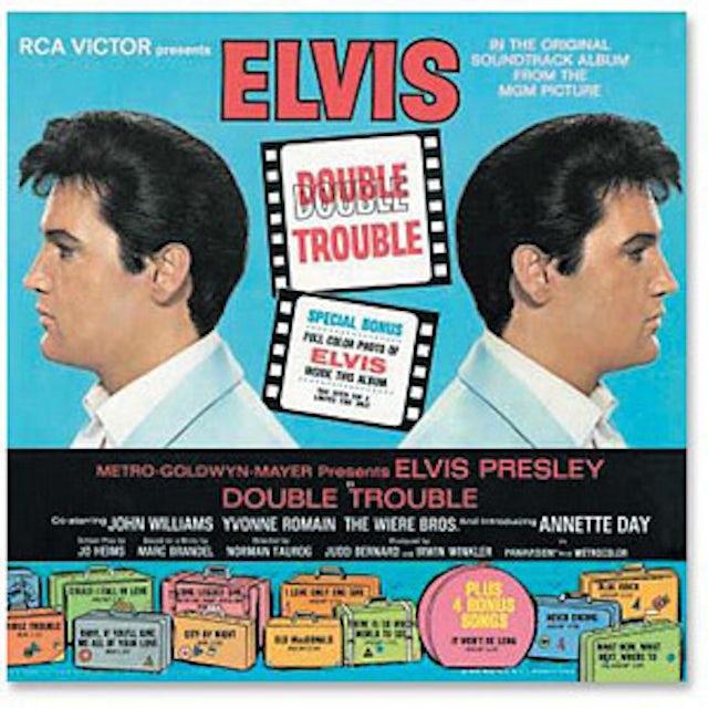 Elvis Presley Double Trouble FTD CD