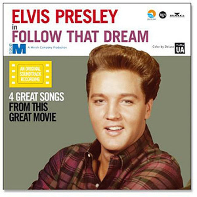 Elvis Presley Follow That Dream FTD CD