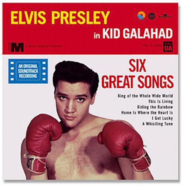 Elvis Presley Kid Galahad FTD CD