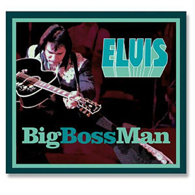 Elvis Presley Big Boss Man FTD CD