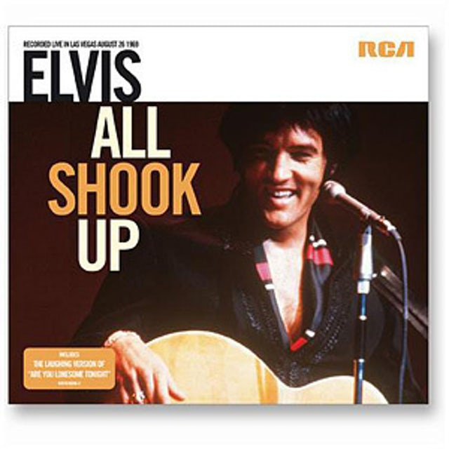 Elvis Presley All Shook Up FTD CD