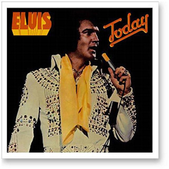 Elvis Presley Today FTD CD