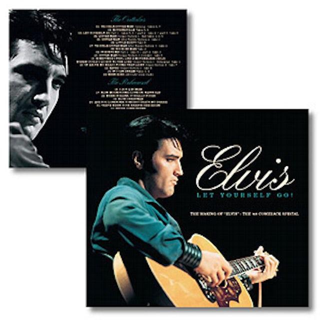 Elvis Presley Let Yourself Go FTD CD