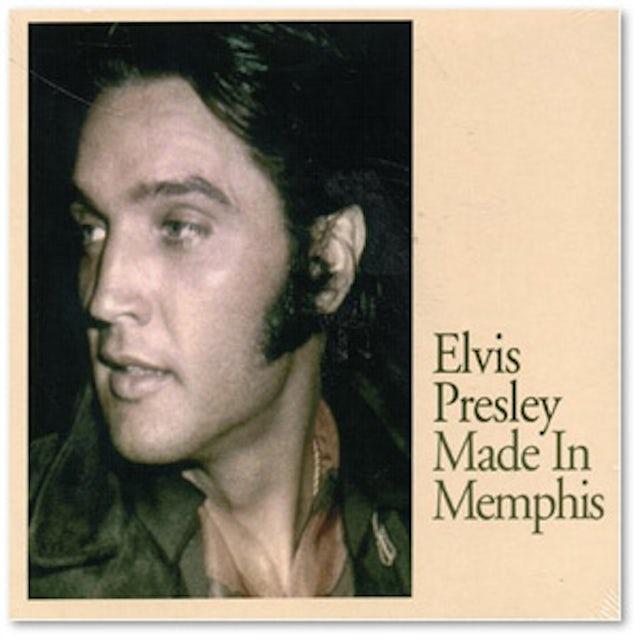 Elvis Presley Made In Memphis FTD CD