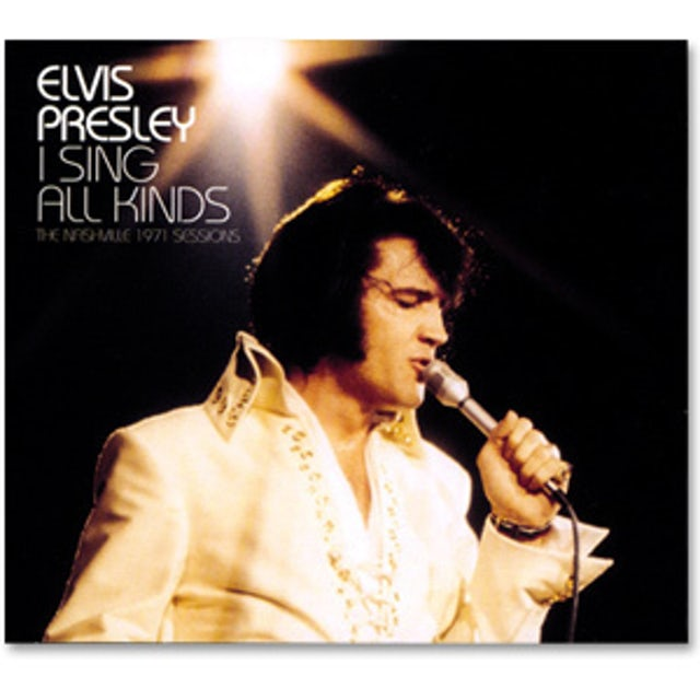 Elvis Presley I Sing All Kinds FTD CD