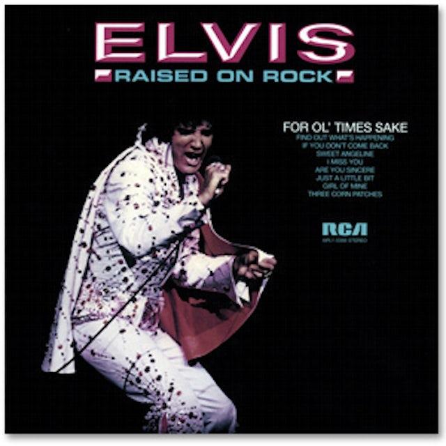 Elvis Presley Raised On Rock FTD CD