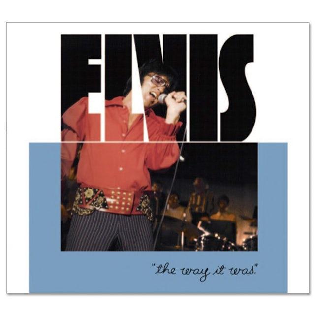 Elvis Presley The Way It Was FTD CD
