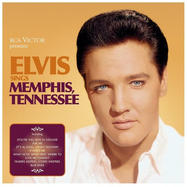 Elvis Presley Memphis, TN (The Lost Album) FTD CD