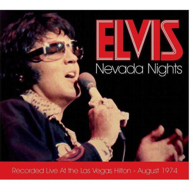Elvis Presley Nevada Nights FTD CD