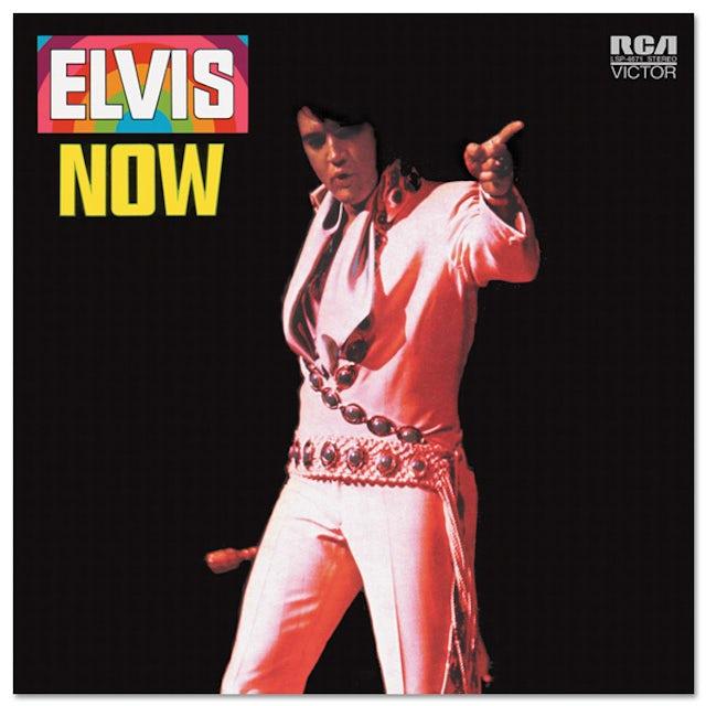 Elvis Presley Now FTD CD