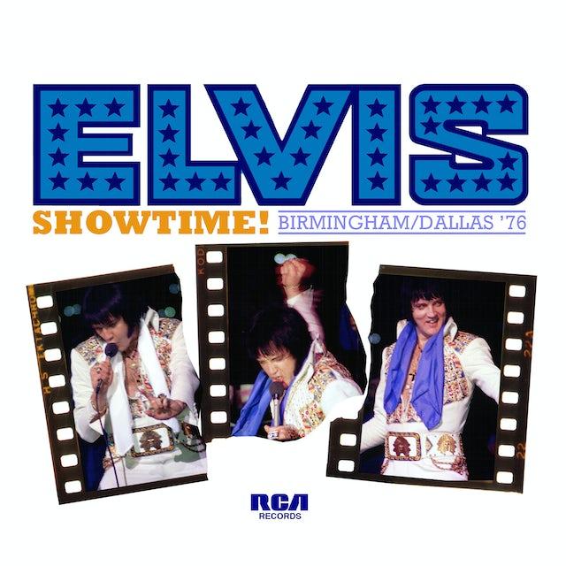 Elvis Presley Showtime! Birmingham/Dallas '76 FTD CD