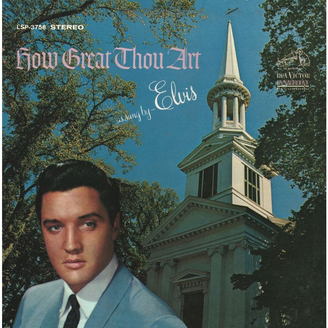 Elvis Presley How Great Thou Art FTD CD (2 Disc)