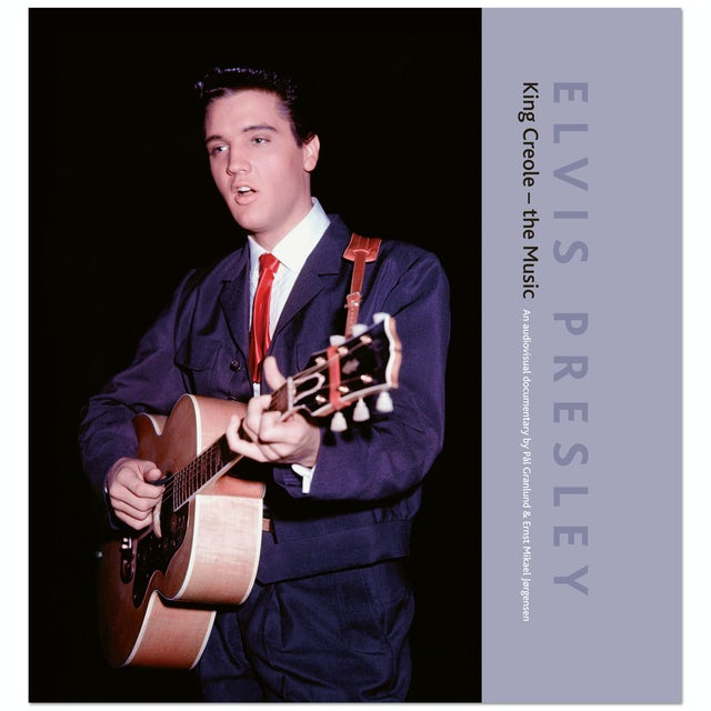 Elvis Presley King Creole - The Music FTD Book & CD