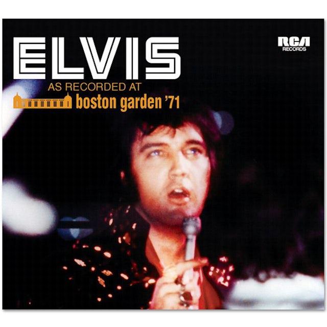 Elvis Presley as Recorded at Boston Garden '71 FTD CD